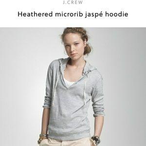 J. Crew popover hoodie